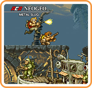 Boxart for ACA NEOGEO METAL SLUG