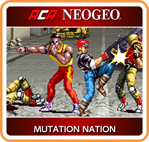 Boxart for ACA NEOGEO MUTATION NATION