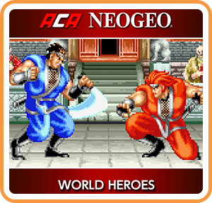 Boxart for ACA NEOGEO WORLD HEROES