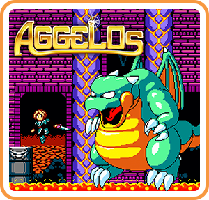 Boxart for Aggelos