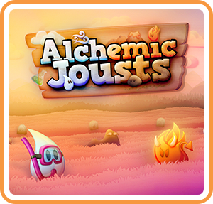 Boxart for Alchemic Jousts