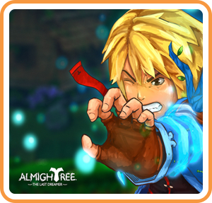 Boxart for Almightree: The Last Dreamer