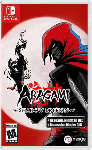 Boxart for Aragami: Shadow Edition