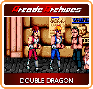 Boxart for Arcade Archives DOUBLE DRAGON