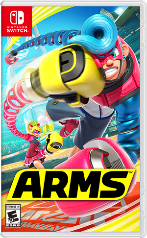 Boxart for ARMS