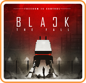 Boxart for Black The Fall