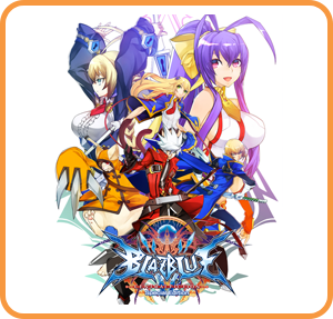 Boxart for BLAZBLUE CENTRALFICTION Special Edition