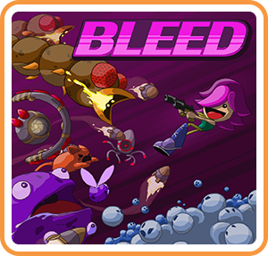 Boxart for Bleed