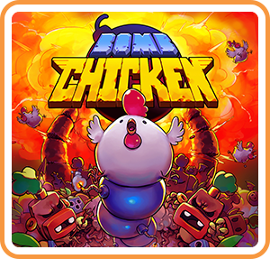 Boxart for Bomb Chicken