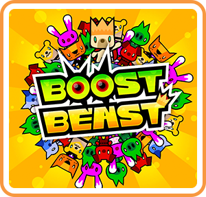 Boxart for BOOST BEAST