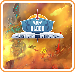 Boxart for Bow to Blood: Last Captain Standing