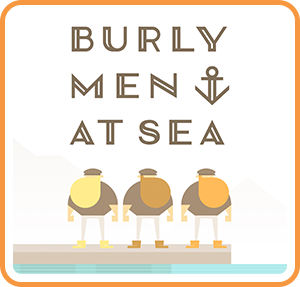 Boxart for Burly Men at Sea