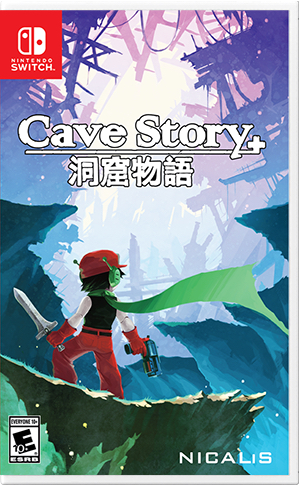 Boxart for Cave Story+
