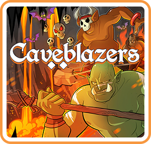 Boxart for Caveblazers