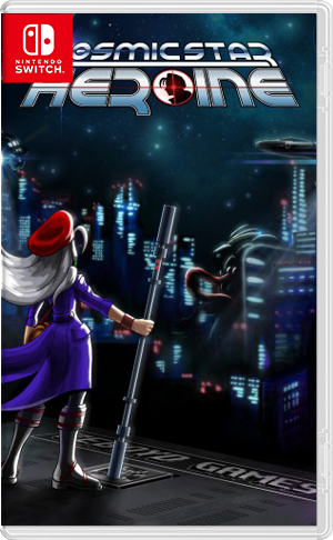 Boxart for Cosmic Star Heroine