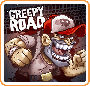 Boxart for Creepy Road
