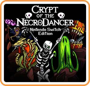 Boxart for Crypt of the NecroDancer: Nintendo Switch Edition