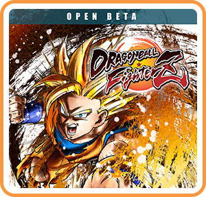 Boxart for DRAGON BALL FIGHTERZ - Open Beta