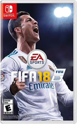 Boxart for FIFA 18