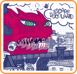 Boxart for Escape Doodland