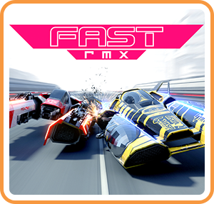 Boxart for Fast RMX