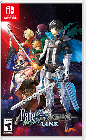 Boxart for Fate/EXTELLA LINK