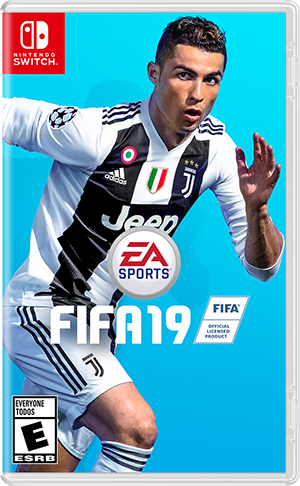 Boxart for FIFA 19