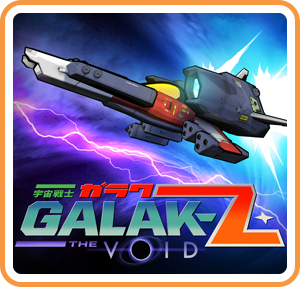 Boxart for GALAK-Z: The Void: Deluxe Edition