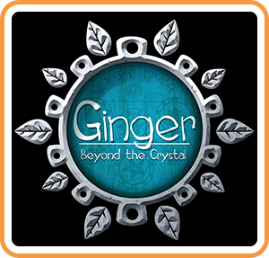 Boxart for Ginger: Beyond the Crystal
