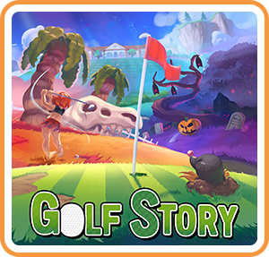 Boxart for Golf Story