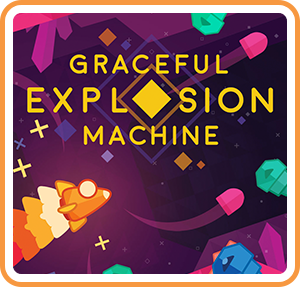 Boxart for Graceful Explosion Machine