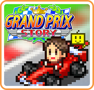 Boxart for Grand Prix Story