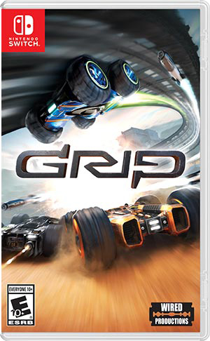 Boxart for GRIP
