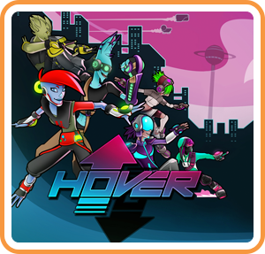 Boxart for Hover