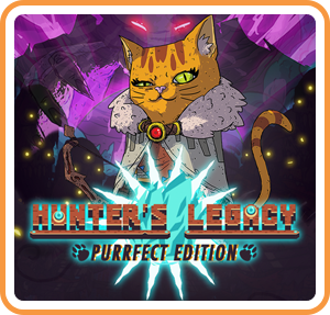 Boxart for Hunter's Legacy: Purrfect Edition