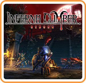 Boxart for INFERNO CLIMBER: REBORN