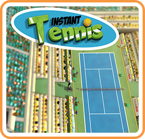 Boxart for INSTANT TENNIS