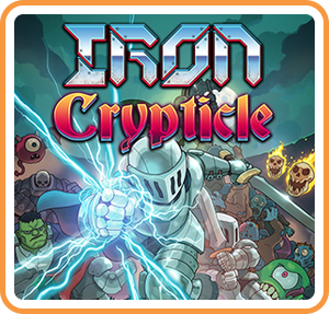 Boxart for Iron Crypticle