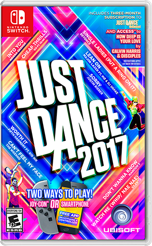 Boxart for Just Dance 2017