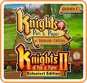 Boxart for Knights of Pen and Paper Bundle