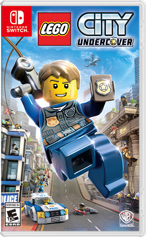 Boxart for LEGO® CITY Undercover