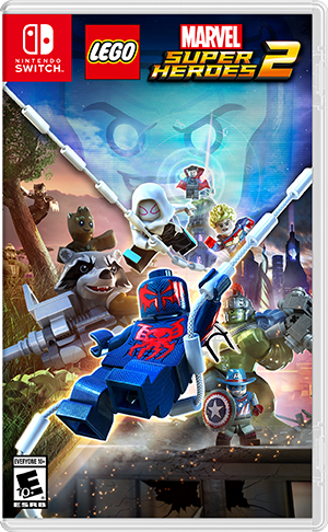 Boxart for LEGO® Marvel Super Heroes 2
