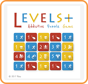 Boxart for Levels+ : Addictive Puzzle Game