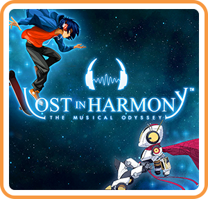 Boxart for Lost in Harmony