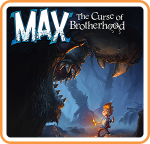 Boxart for Max: The Curse of Brotherhood