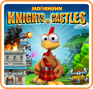 Boxart for Moorhuhn Knights & Castles