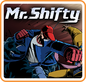 Boxart for Mr. Shifty