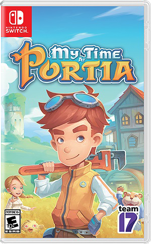 Boxart for My Time at Portia