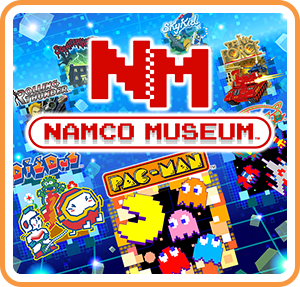 Boxart for NAMCO MUSEUM