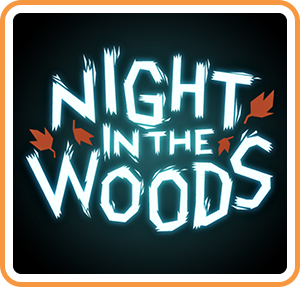 Boxart for Night in the Woods